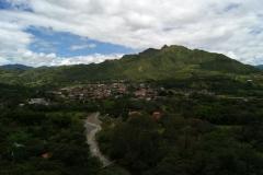 Vilcabamba desde Reserva Rumi Wilco