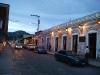 34. Anochecer en Antigua