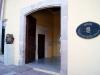 Entrada al museo Posada