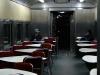 Interior vagón tren