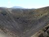 Cráter del volcán Paricutín