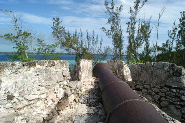 El fuerte, museo de Bacalar