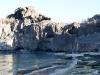 Extremo de playa El Burro