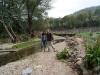 03. Eli y Ale junto al arroyo