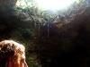 04 Vista desde adentro del Cenote