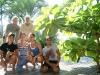 28. Viajero Sustentable y el staff de Finca Exotica