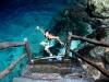 07 Eli en cenotes de Cuzama