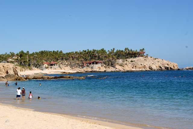 Bahía Chileno 2