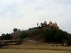 12. Vista de la Gran Piramide y la catedral