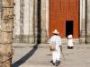 14 Pareja Nahua entrando a la iglesia