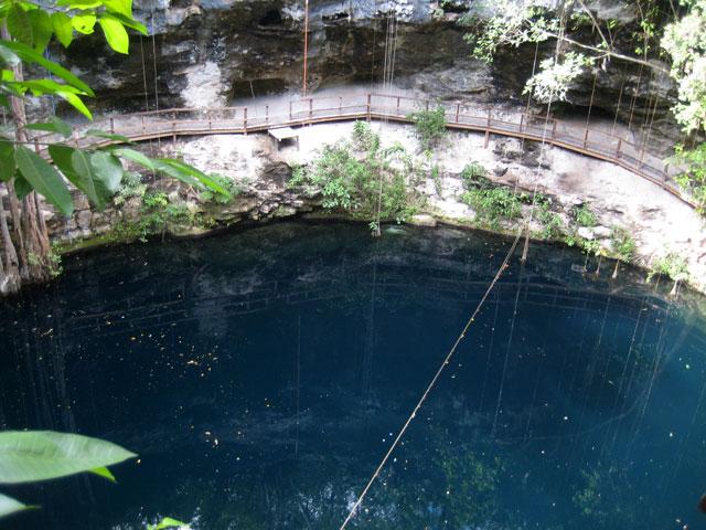 12. Cenote Xcanche