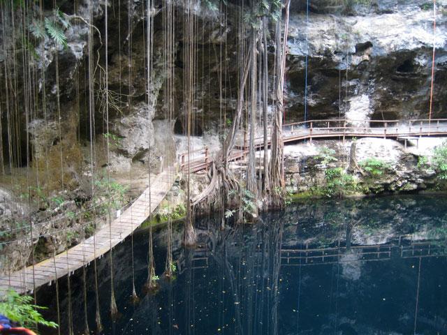 13. Cenote Xcanche