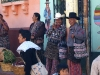 Hombres con vestimenta tradicional