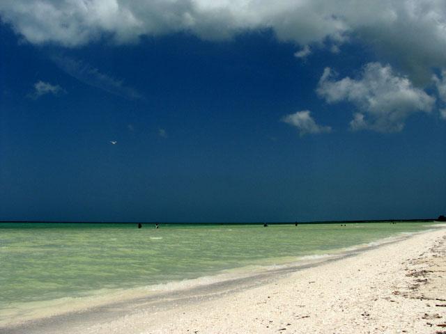 05 Playa en Holbox