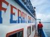 02. Ferry hacia ometepe