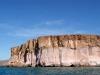 La isla desde la lancha