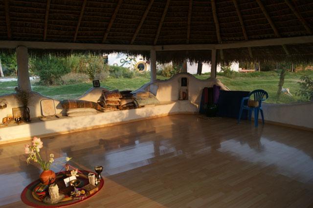 04 Salon de yoga Ixixtlan