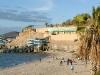 Tobogánes en Playa Coromuel