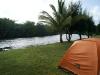 01. Acampando junto al rio en Orange Walk