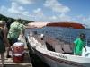 13. Desembarcando en Lamanai