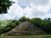 15. Piramide en Lamanai