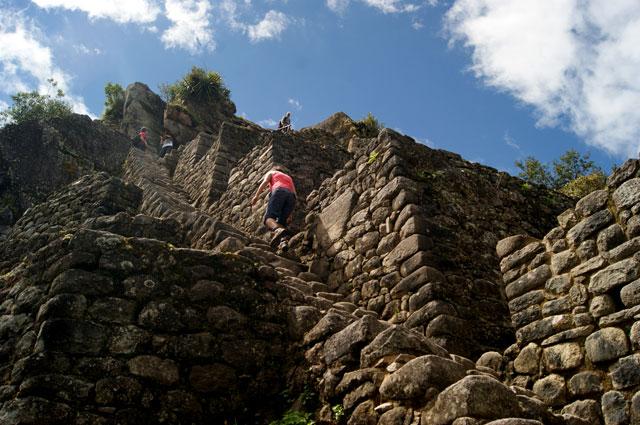 27-Subiendo-Huayna-Picchu