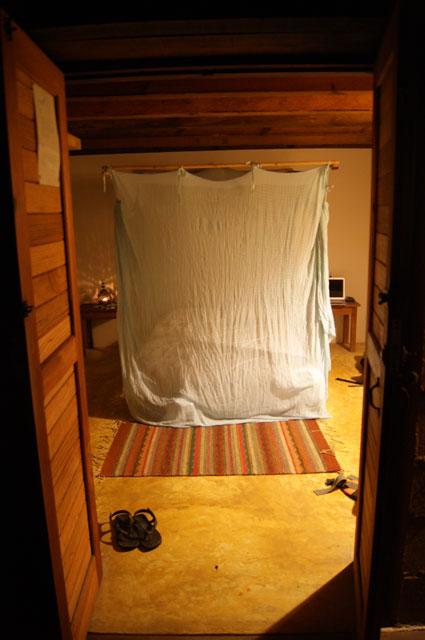 19. Interior de la cabana de el copal (2)
