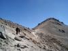 Bajando al cráter
