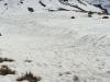 La nieve del nevado de Toluca