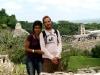 09 Eli y Ale en Palenque