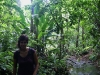 17 Caminando en la Reserva mono saraguato