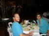 21 cenando en el panchan