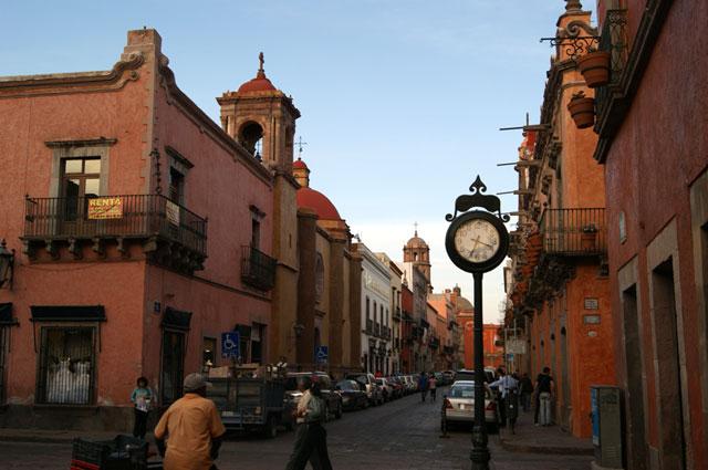 Viajerosustentable Blog Archive Queretaro Ciudad Colonial Con