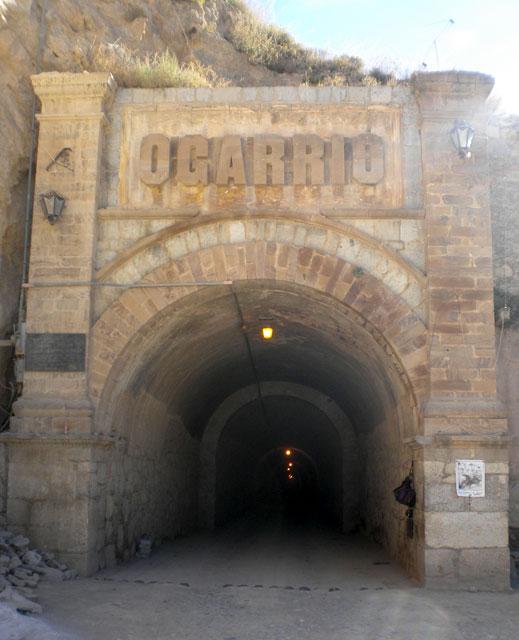01. Tunel Ogarrio