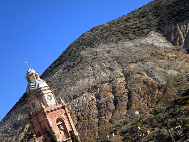 15. Iglesia de Real de catorce