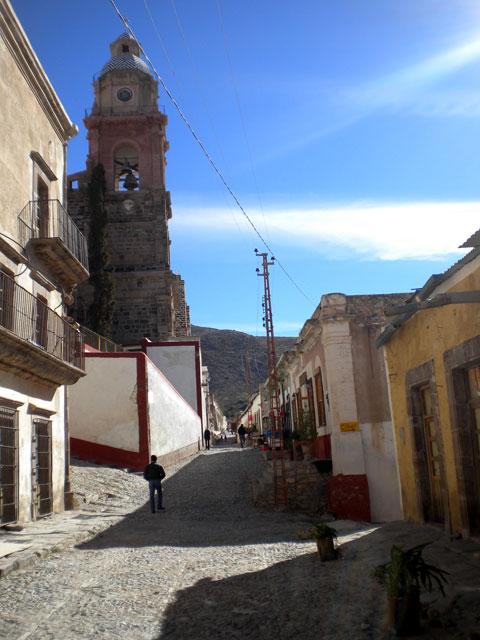 17. Otra calle