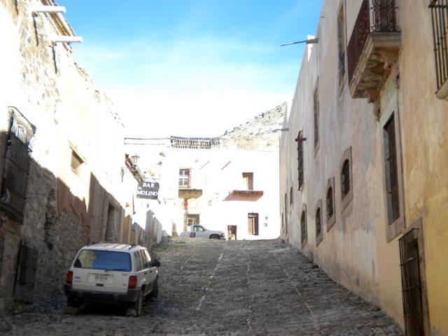 19. Otra calle