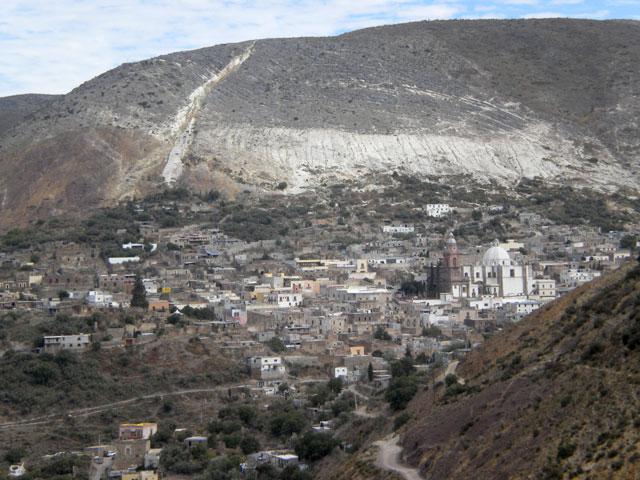 20. Vista desde el camino al cerro del quemado