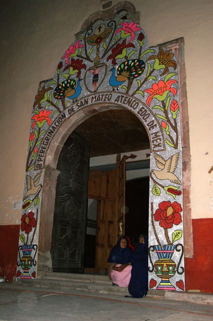 Iglesia de Jarácuaro
