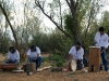 Musica prehispánica en la feria