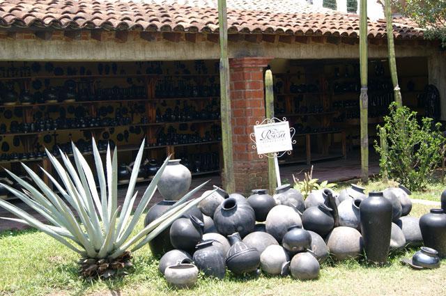 05 Centro de demostracion de produccion de barro negro Dona Rosa