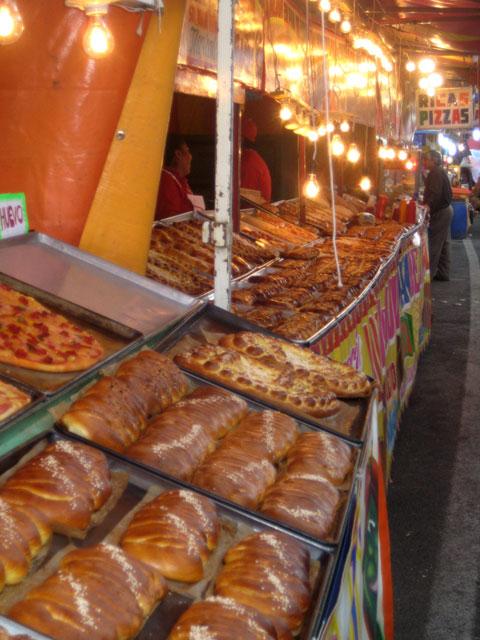 14. Pan de fiesta en Ixtenco
