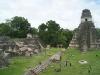 15 Gran Plaza desde arriba Tikal