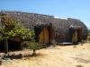 10. Habitaciones de bambu y palma