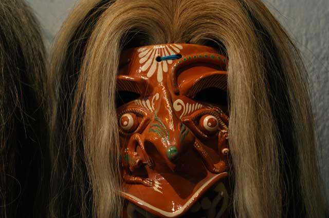 Máscara de los Tastoanes
