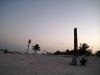 05. Atardecer en  la playa de Tulum