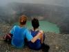 13 Disfrutando el volcan Santa Ana