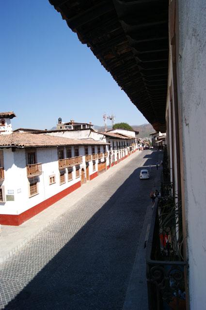 Calles Valle de Bravo