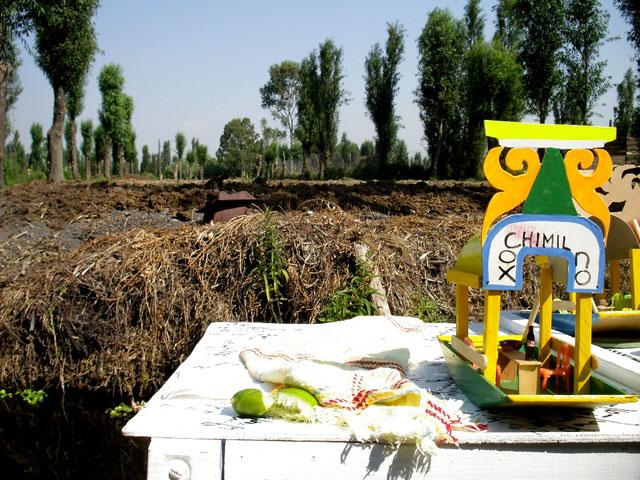 04 Recuerdo de Xochimilco