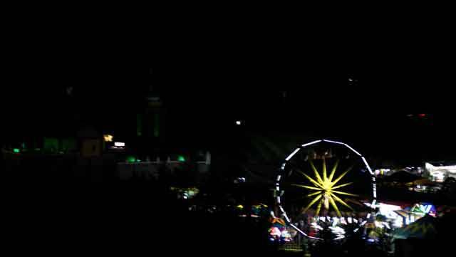 Feria en Maguey Blanco